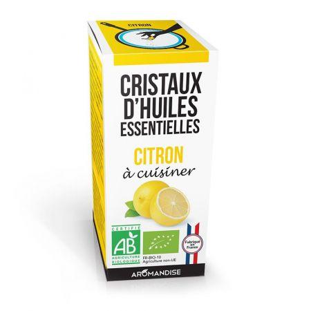 Био етерични кристали - Лимон