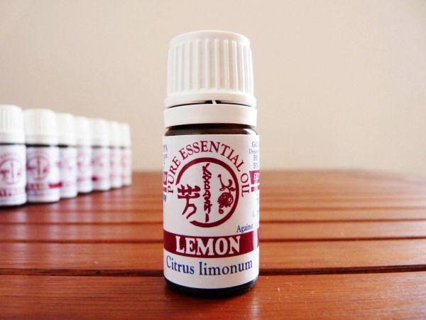Етерично масло от лимон