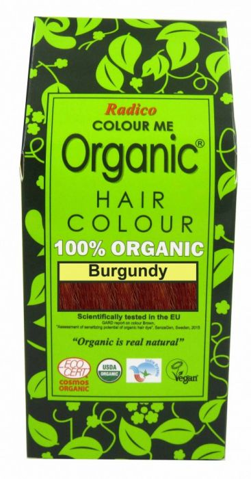 Natural Hair Dye - Burgundy - Radico