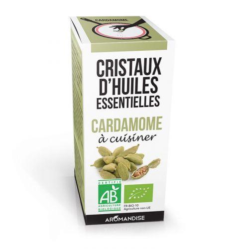 Био етерични кристали - Кардамон