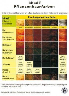Khadi Билкова боя за коса – светло кафява
