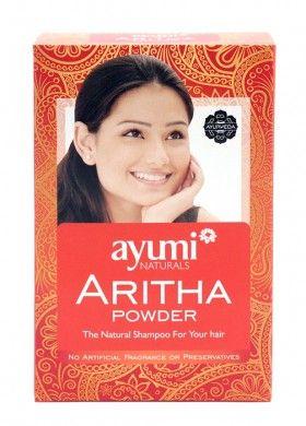 Натурална арита на прах (естествен шампоан) 100 г - Ayumi